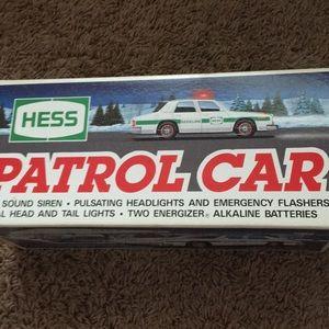 93 Hess Patrol Car
